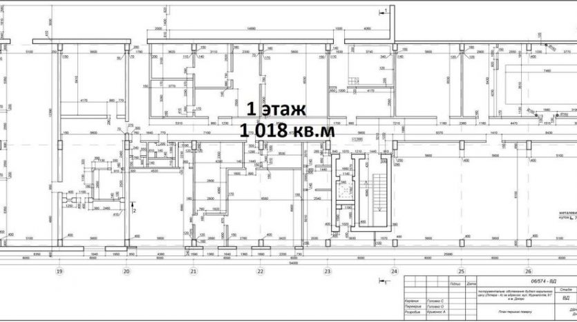 Rent - Dry warehouse, 5916 sq.m., Dnipro - 9