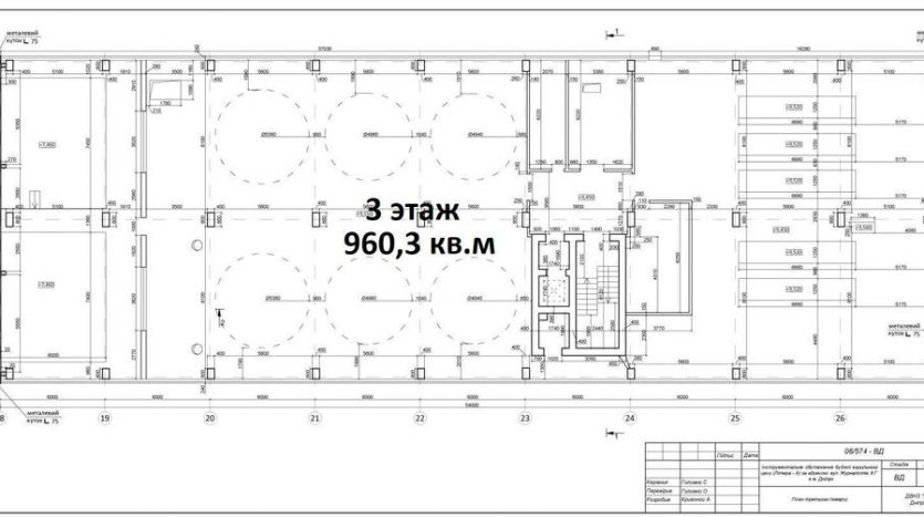 Rent - Dry warehouse, 5916 sq.m., Dnipro - 7