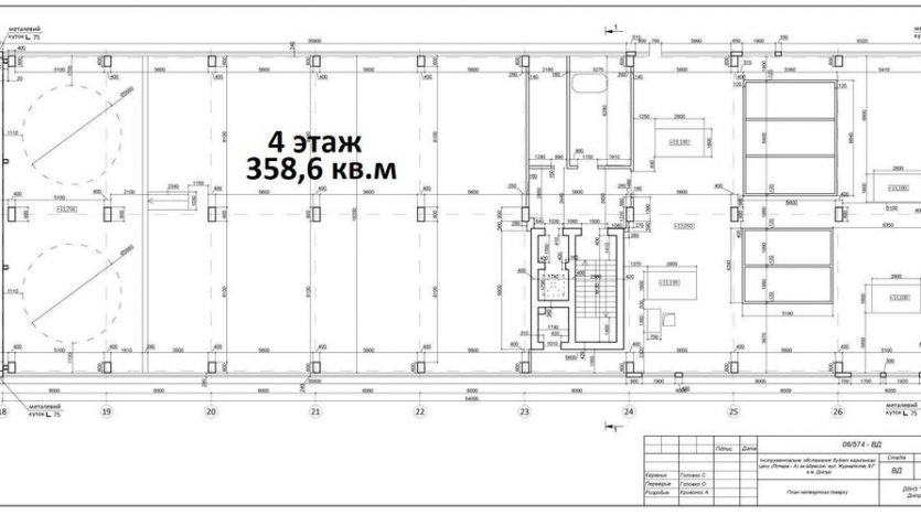 Rent - Dry warehouse, 5916 sq.m., Dnipro - 6