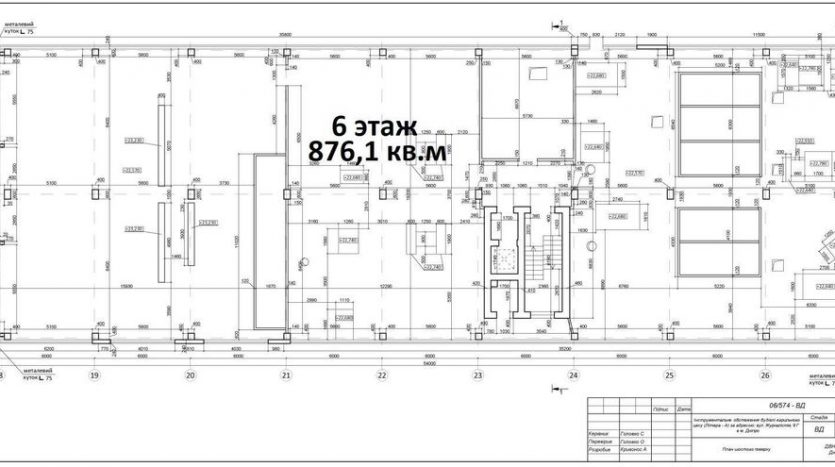 Rent - Dry warehouse, 5916 sq.m., Dnipro - 4