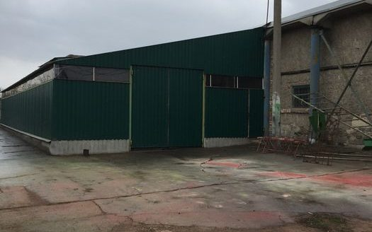 Rent – Dry warehouse, 500 sq.m., Alexandria