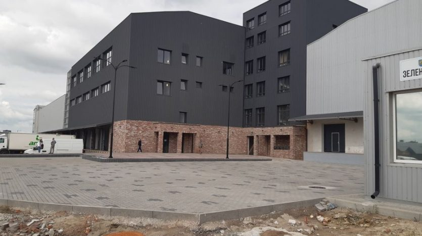 Kiralık - Kuru depo, 2700 m2, Lviv - 3