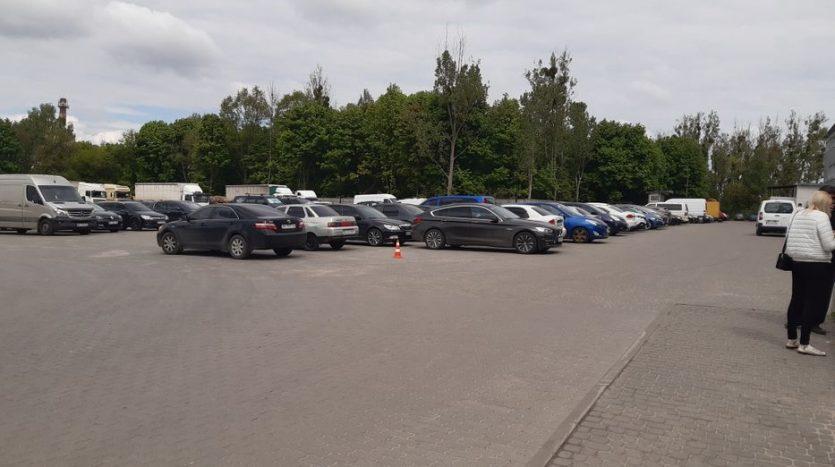 Kiralık - Kuru depo, 2700 m2, Lviv - 4