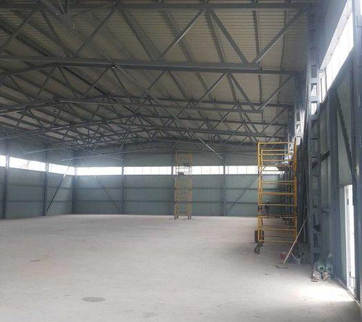 Rent - Dry warehouse, 1008 sq.m., Kiev