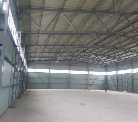 Rent - Dry warehouse, 1008 sq.m., Kiev - 2