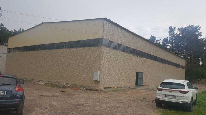 Rent - Dry warehouse, 1008 sq.m., Kiev - 6