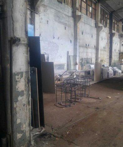 Rent - Dry warehouse, 500 sq.m., Kiev