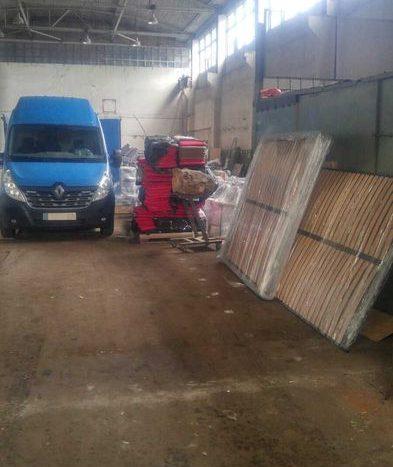 Rent - Dry warehouse, 500 sq.m., Kiev - 2