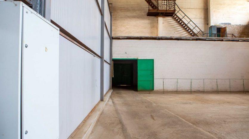 Kiralık - Kuru depo, 1678 m2, Brovary - 2