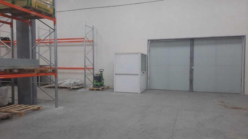 Kiralık - Sıcak depo, 1523 m2, Borispol - 4