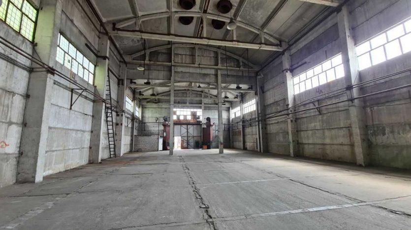 Kiralık - Kuru depo, 1550 m2, Dnipro