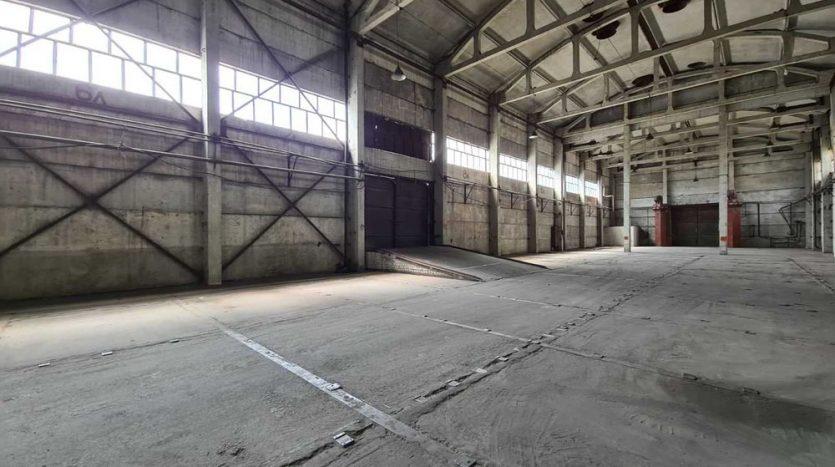 Kiralık - Kuru depo, 1550 m2, Dnipro - 2