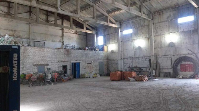 Kiralık - Kuru depo, 676 m2, Lviv - 2