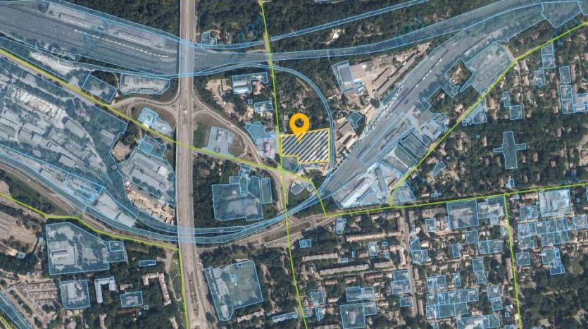 Sale - Dry warehouse, 820 sq.m., Kamenskoe