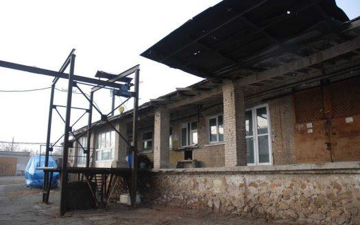 Продажа — Теплый склад, 2982 кв.м., г. Днепр