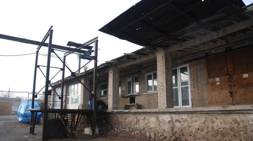 Sale - Warm warehouse, 2982 sq.m., Dnipro