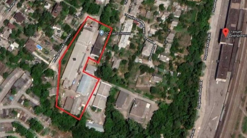 Sale - Warm warehouse, 2982 sq.m., Dnipro - 6