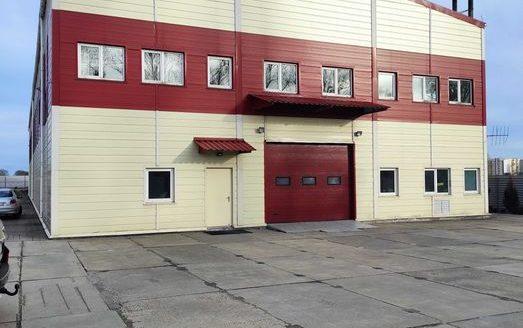 Оренда – Теплий склад, 1400 кв.м., м Мала Олександрівка
