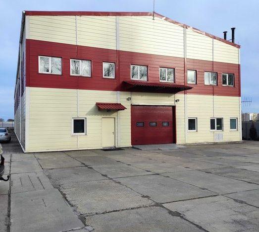 Аренда - Теплый склад, 1400 кв.м., г. Малая Александровка