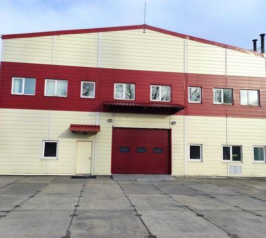 Аренда - Теплый склад, 1400 кв.м., г. Малая Александровка - 5