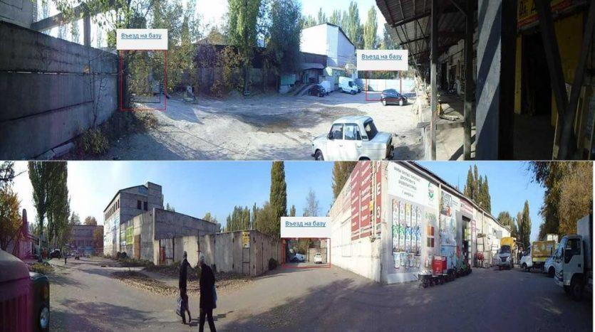 Kiralık - Kuru depo, 1436 m2, Kryvyi Rih - 3
