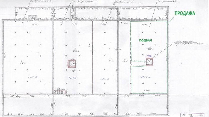 Kiralık - Kuru depo, 1436 m2, Kryvyi Rih - 12