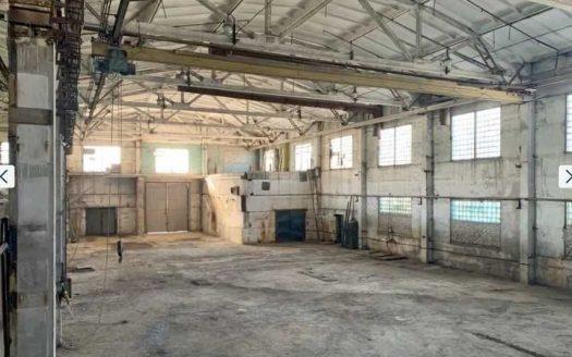 Аренда — Сухой склад, 1500 кв.м., г. Запорожье