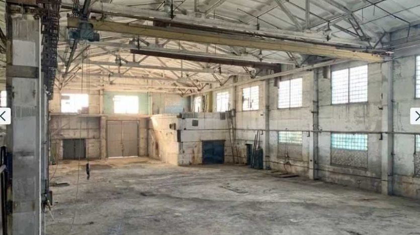 Kiralık - Kuru depo, 1500 m2, Zaporozhye