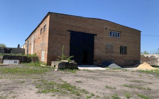 Sale – Dry warehouse, 700 sq.m., Dubno