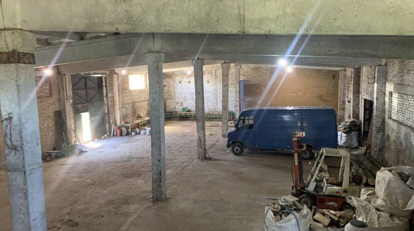 Satılık - Kuru depo, 700 m2, Dubno - 5