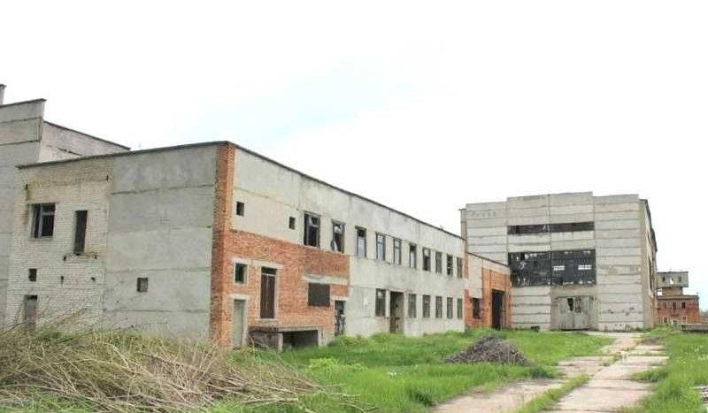 Satılık - Kuru depo, 14593 m2, Borshch kasabası - 9