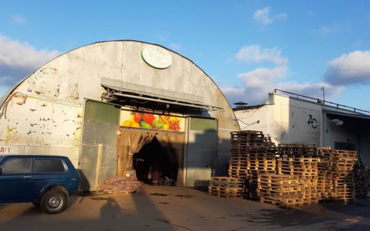 Аренда — Холодный склад, 600 кв.м., г. Харьков