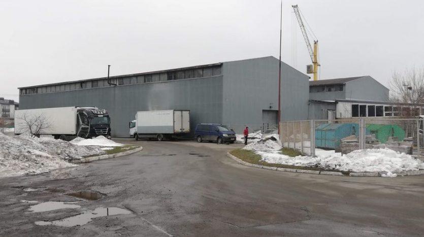 Kiralık - Kuru depo, 1500 m2, Kiev - 2