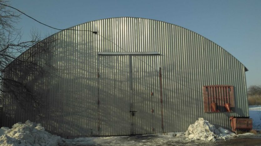 Kiralık - Sıcak depo, 1500 m2, Kiev - 6