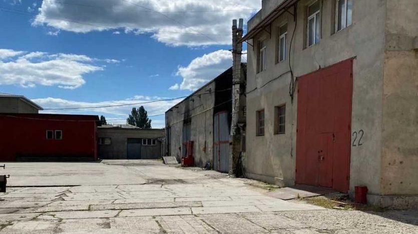 Satılık - Kuru depo, 7500 m2, Odessa - 2