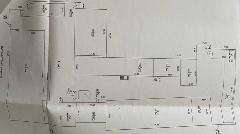 Satılık - Kuru depo, 7500 m2, Odessa - 7
