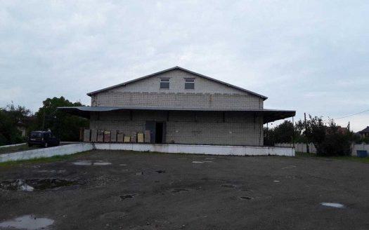 Продаж – Теплий склад, 840 кв.м., м Стрий
