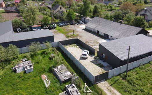 Продажа — Сухой склад, 10000 кв.м., г. Ивано-Франковск