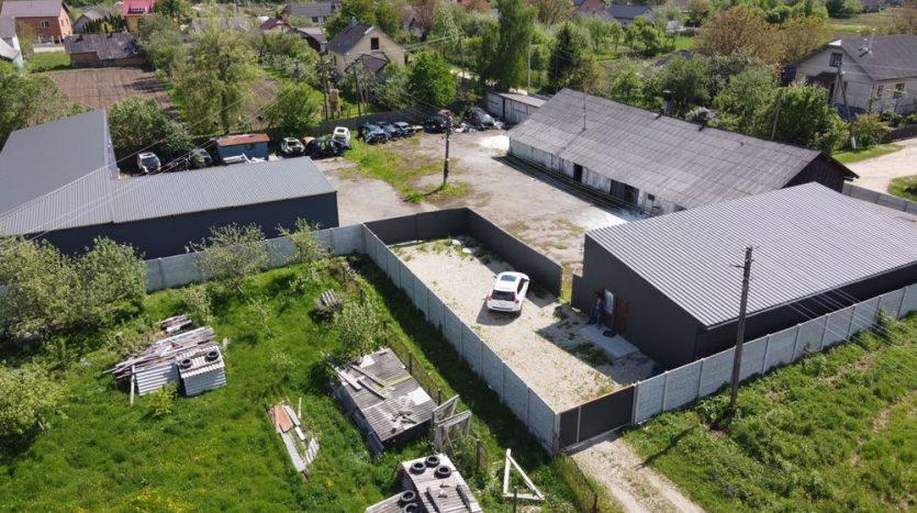 Satılık - Kuru depo, 10000 m2, Ivano-Frankivsk