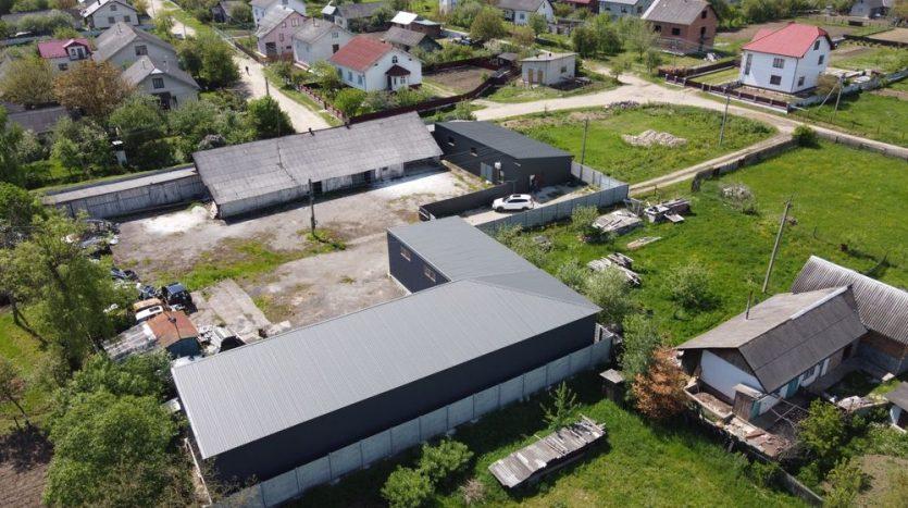 Satılık - Kuru depo, 10000 m2, Ivano-Frankivsk - 2