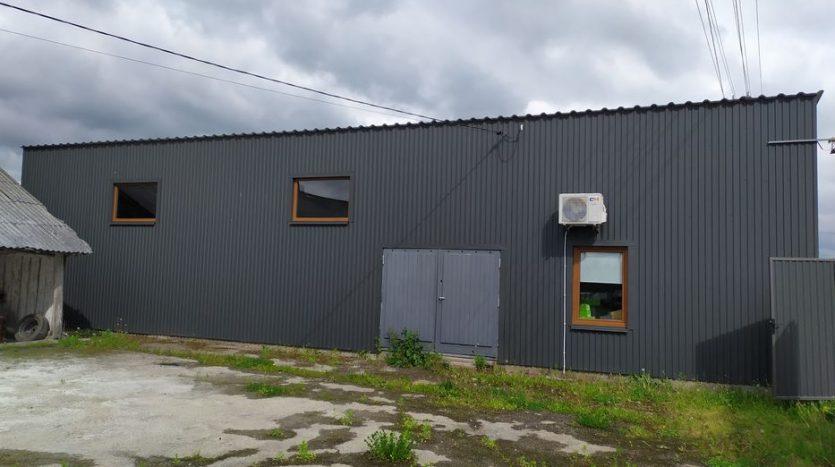 Satılık - Kuru depo, 10000 m2, Ivano-Frankivsk - 5