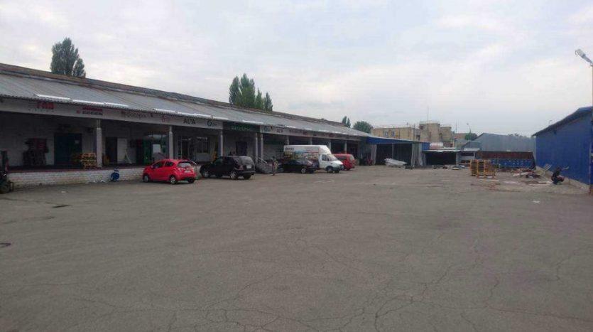 Satılık - Kuru depo, 3240 m2, Kiev
