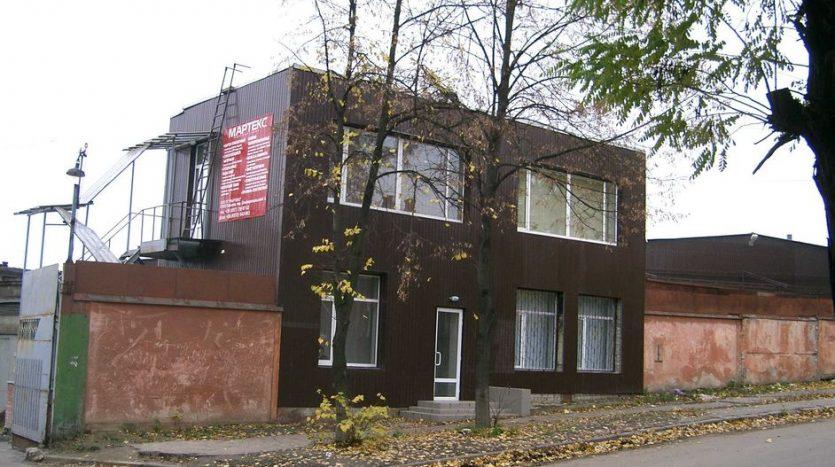 Аренда - Теплый склад, 1073 кв.м., г. Степная