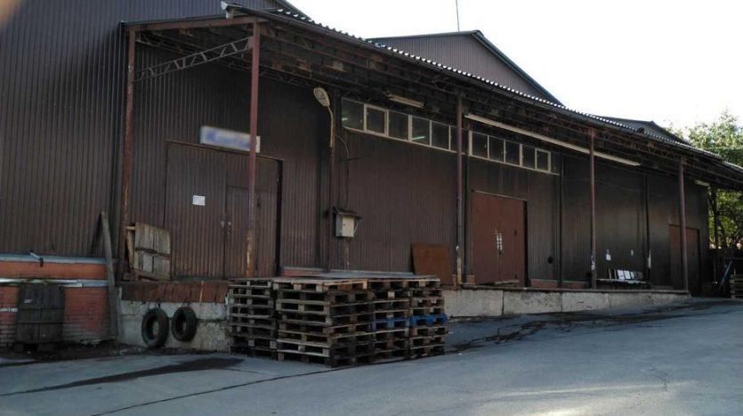 Аренда - Теплый склад, 1073 кв.м., г. Степная - 2