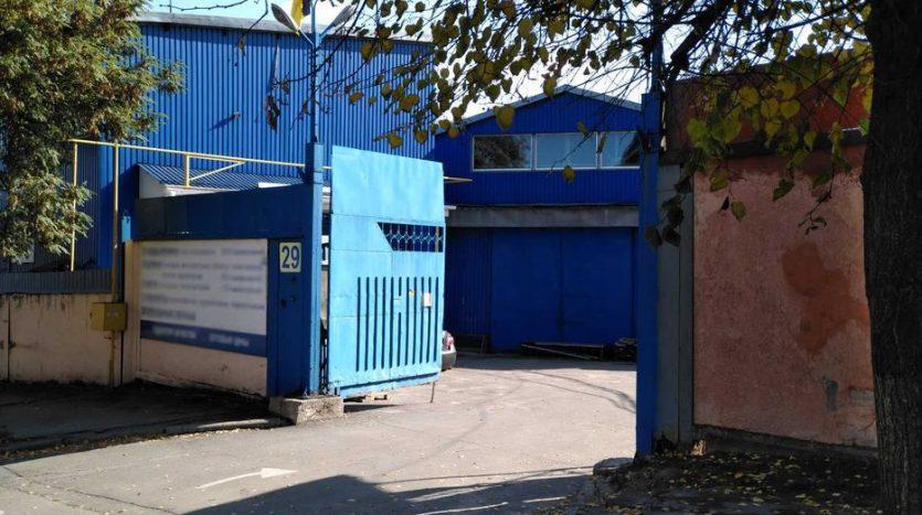 Аренда - Теплый склад, 1073 кв.м., г. Степная - 3