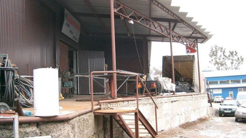 Аренда - Теплый склад, 1073 кв.м., г. Степная - 4