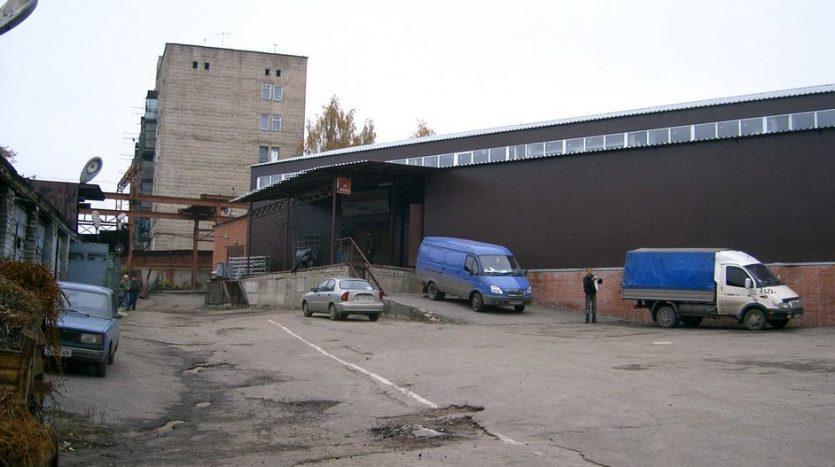 Аренда - Теплый склад, 1073 кв.м., г. Степная - 5