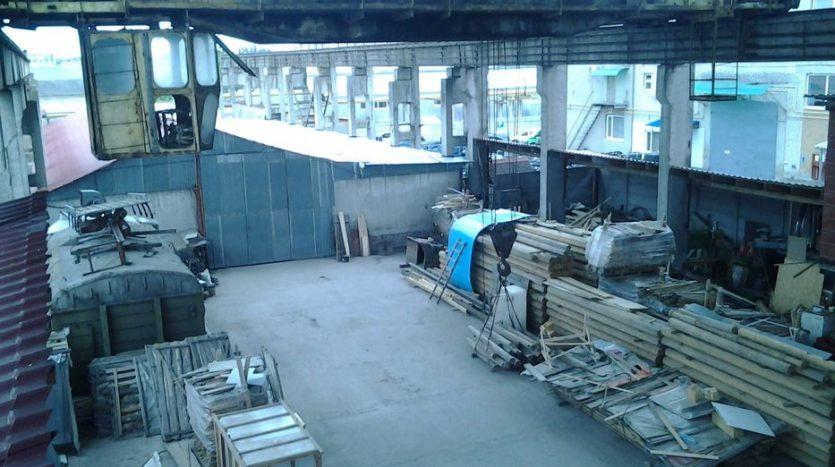 Kiralık - Sıcak depo, 3200 m2, Vinnytsia - 3