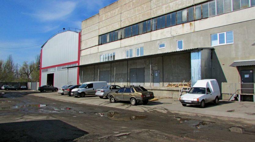Оренда - Теплий склад 1350 кв.м., м Мелітополь