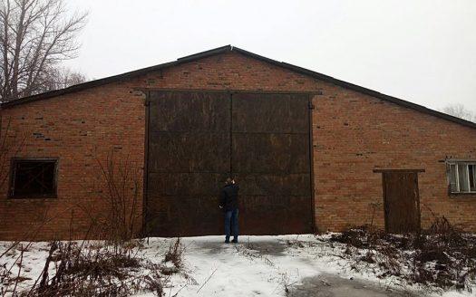 Satılık – Kuru depo, 1100 m2, Zenkov